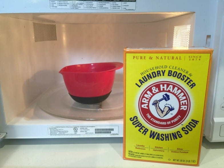 arm and hammer for kitchens