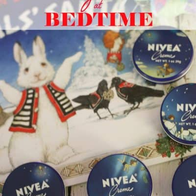 Fairy Tales at Bedtime with NIVEA Fairy Tins