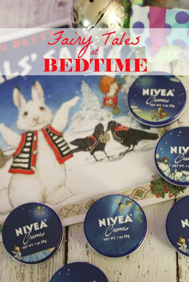 Fairy Tales at Bedtime with NIVEA Fairy Tins | This Mama Loves