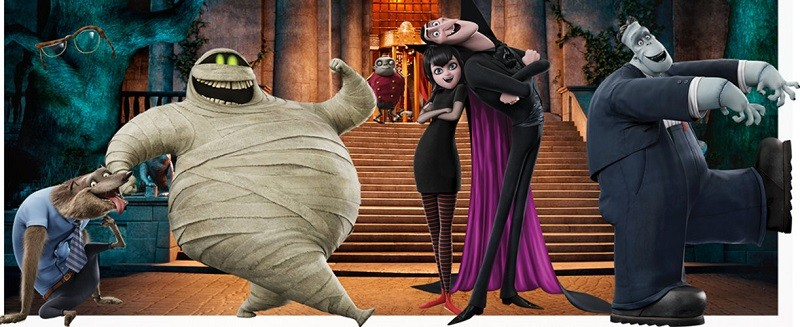 Hotel transylvania 2 printables in home release this for Character hotel