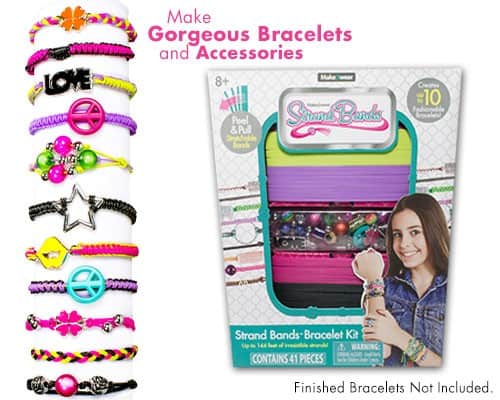 strand bands bracelet kit