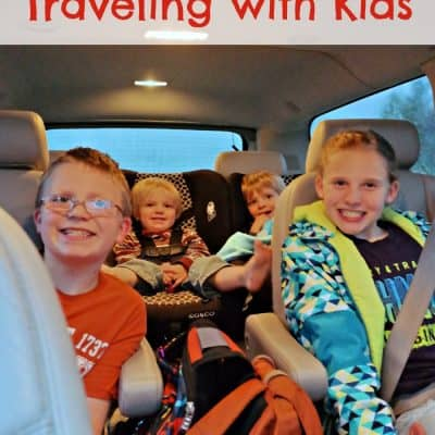 Tips for Traveling with Kids: Happy Kids, Happy Ride