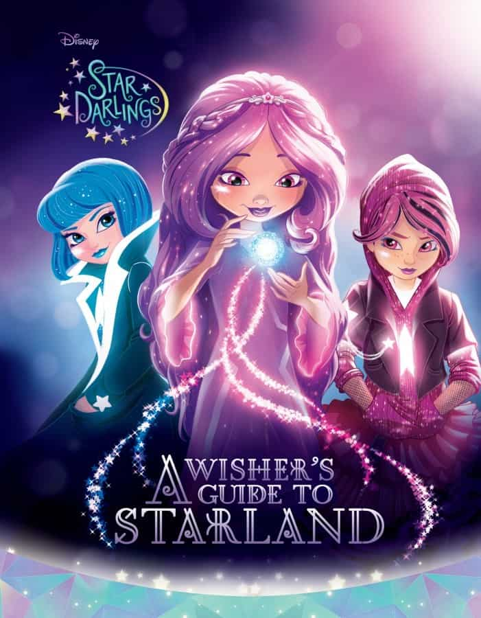A Wisher's Guide to StarlandComprehensive guide to the Disney Star Darlings series- introduction of characters, backstory and more.