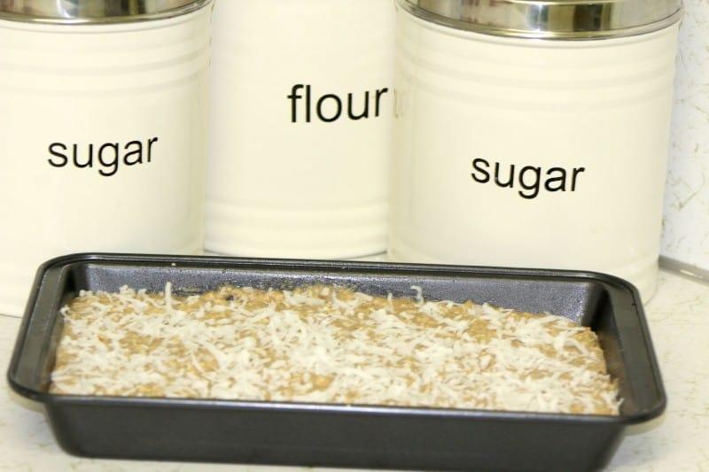 easy oatmeal breakfast bars recipe