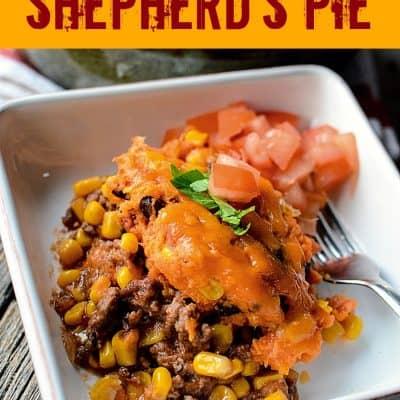 Southwestern Shepherd's Pie Recipe