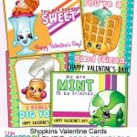 Printable Shopkins Valentines Day Cards- This Mama Loves