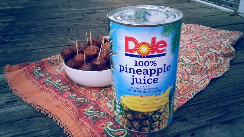 dole with balls