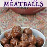 Chipotle Pineapple Meatballs - This Mama Loves