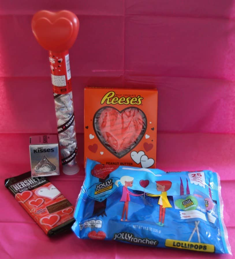 Hersheys Valentine Variety Candies- This Mama Loves
