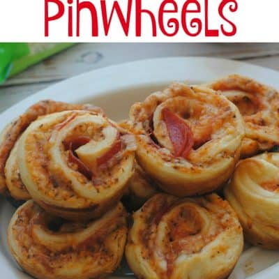 Pizza Crescent Pinwheels Recipe