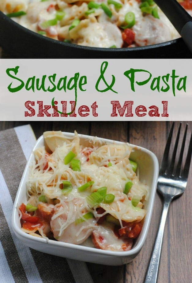 sausage-pasta-skillet-meal-hero