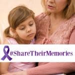 Alzheimer's Disease takes it all from them, but those of us left behind can #ShareTheirMemories to keep them alive. - This Mama Loves