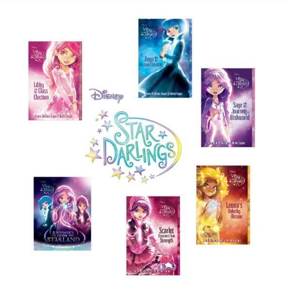 Disney Star Darlings series prize pack giveaway