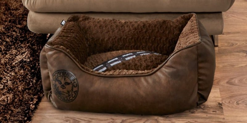 chewbacca dog bed
