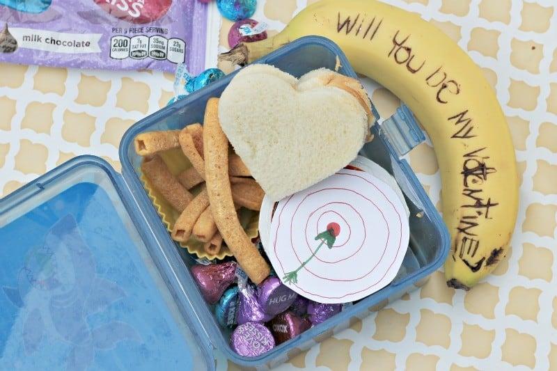 Easy Valentine Lunch Ideas