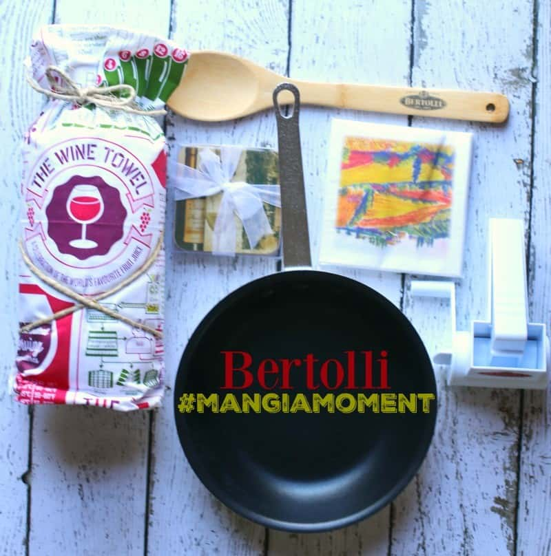 mangiamoment prize pack