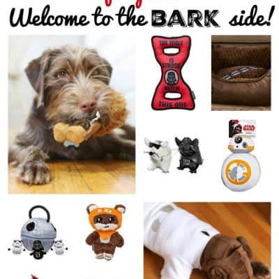 Star Wars for Pets: Welcome to the Bark Side