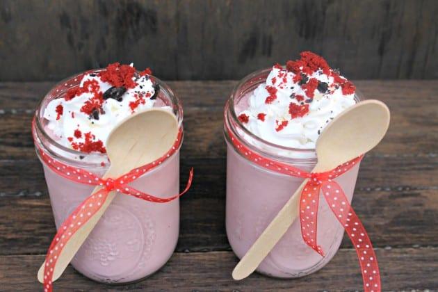 IMG_7702red velvet cookies and cream milkshake #1