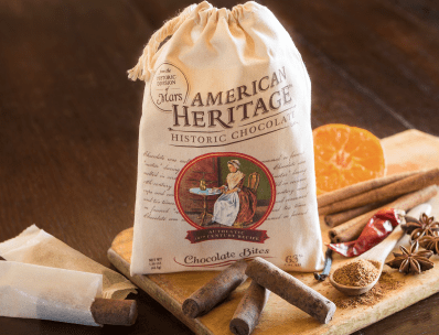 AMERICAN HERITAGE® Chocolate + Cracker Barrel #TwitterParty