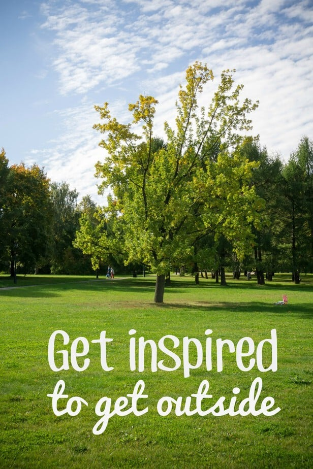 Get inspired to get outside- This Mama Loves
