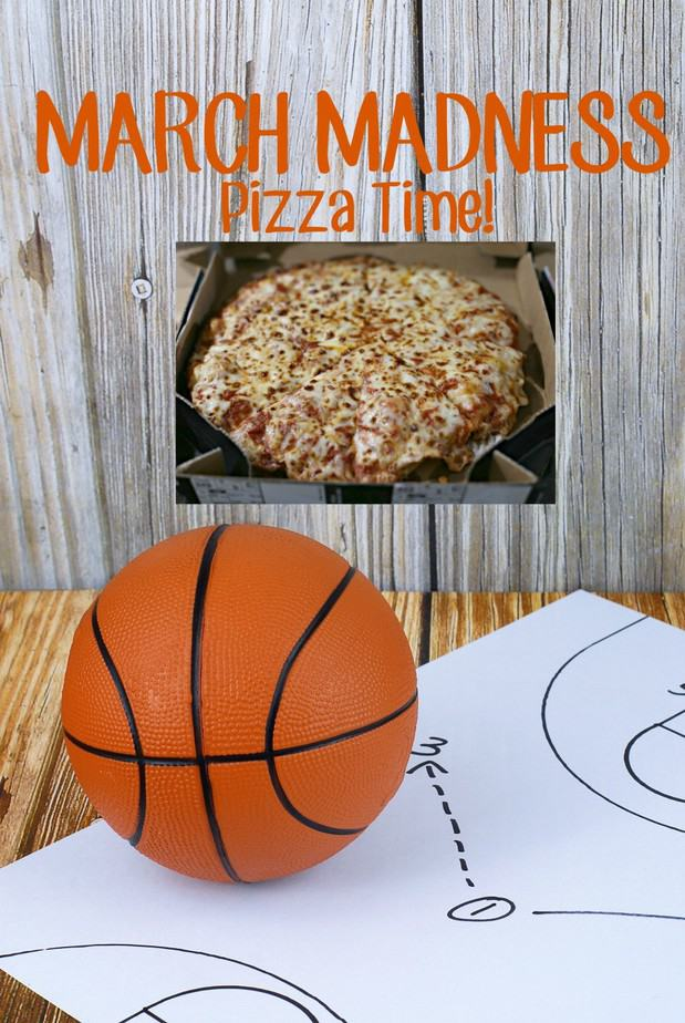 March Madness Pizza Deals This Mama Loves