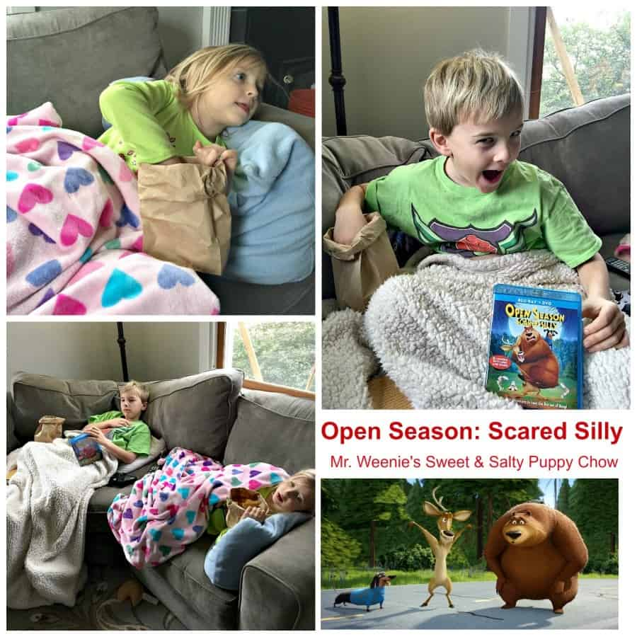 open-season-scared-silly-puppy-chow-collage
