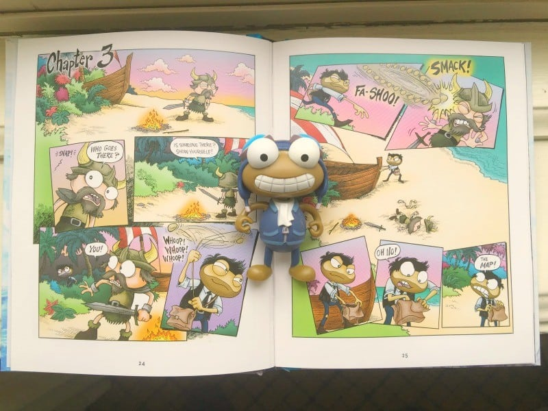 poptropica book chapter 3