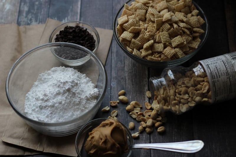 puppy chow ingredients
