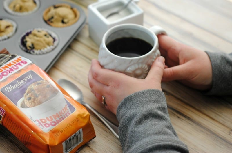 dunkin coffee talk