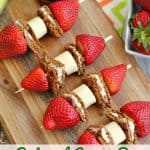 Oatmeal Creme Pie Kabobs- This Mama Loves