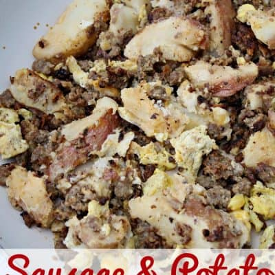 Skillet Sausage & Potato Brunch Recipe