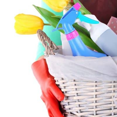 6 Spring Cleaning Projects to Remember