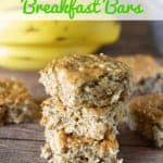 BananaOatmealbreakfastbarshero