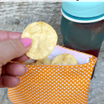Homemade Reusable Sandwich Bags- This Mama Loves