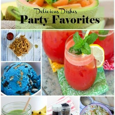 delicious dishes party recipes 20