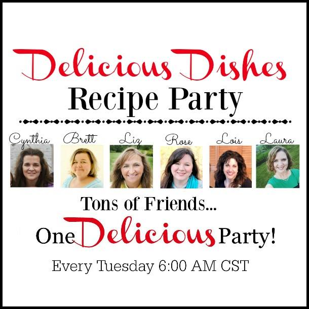 delicious dishes recipe party main