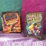 galactic hot dogs graphic novels kids hero