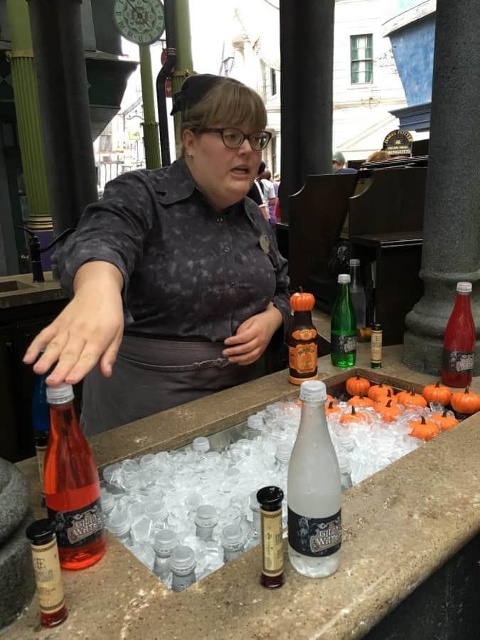 gilly water elixir
