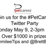 pet caress party #petcaress
