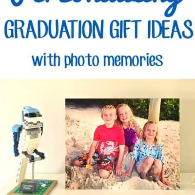 Personalizing Graduation Gifts #CapturedCreations