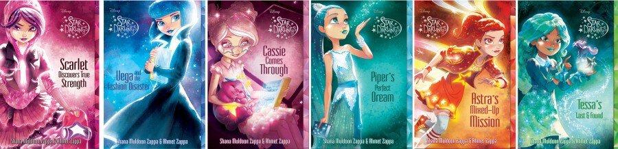 star darlings books 4-9