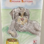 brownie caricature