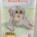 brownie caricature