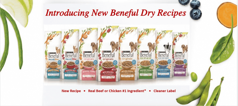 beneful dry variety