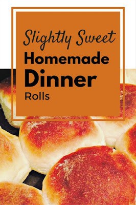Slightly Sweet Homemade Diner Rolls from Merry About Town