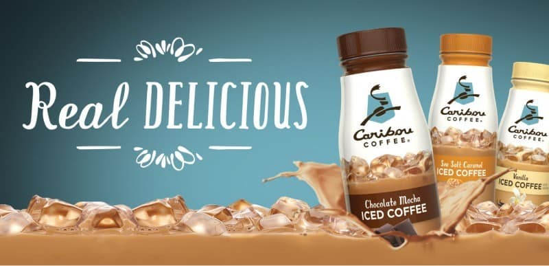 caribou iced flavors