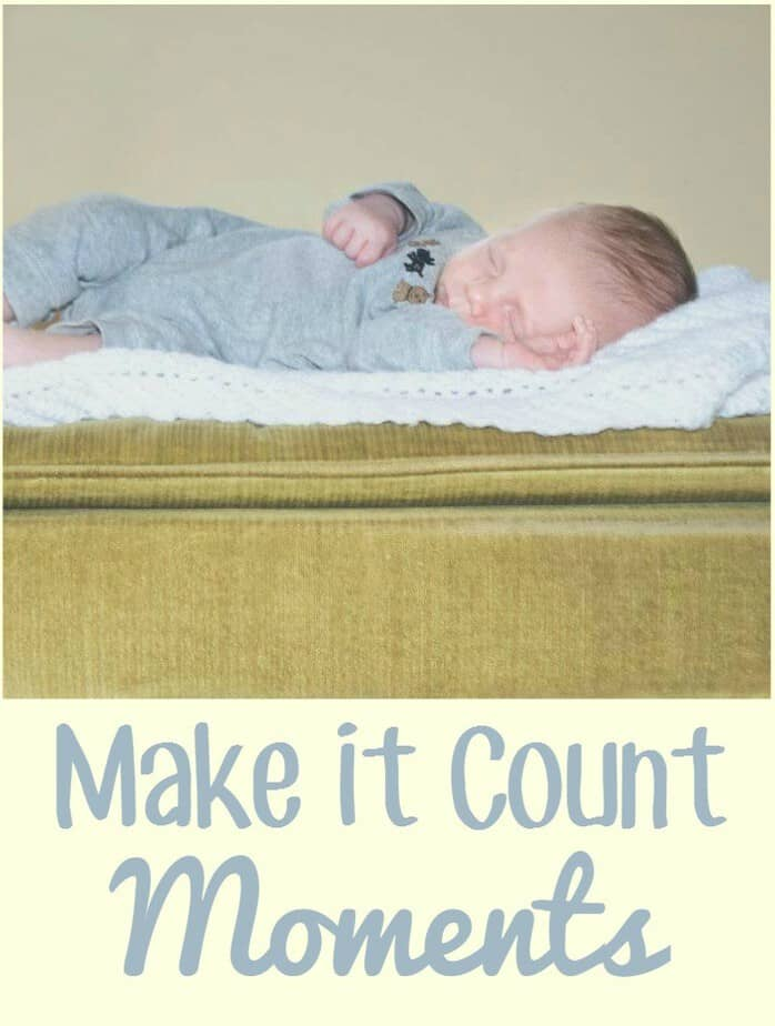 Make it Count Moments