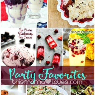 Delicious Dishes Recipe Link Party #25