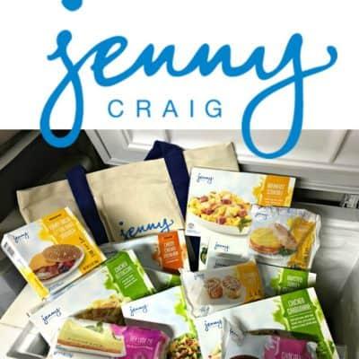Weight Loss Program: Starting Jenny Craig