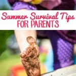 Summer Survival Tips for Parents / This Mama Loves